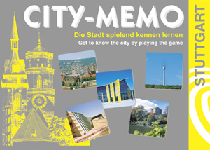 CITY-MEMO Stuttgart-Messe