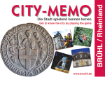 Produktvorstellung – CITY-MEMO BRÜHL/Rheinland