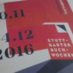 66. Stuttgarter Buchwochen 2016