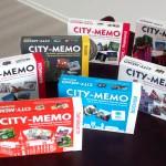 Die neue CITY-MEMO Produktion ist da!